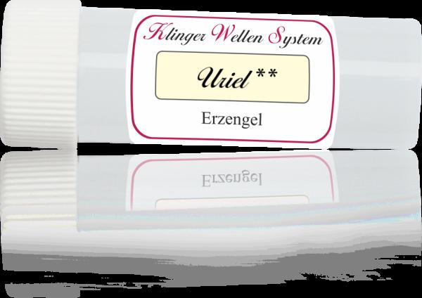 Erzengel Uriel ** Maxi Kontaktflasche