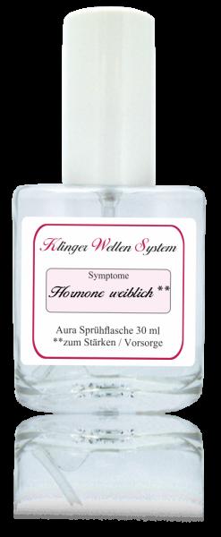 Hormone weiblich ** Sprühflasche