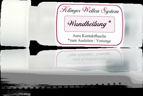 Wundheilung * Mini Kontaktflasche