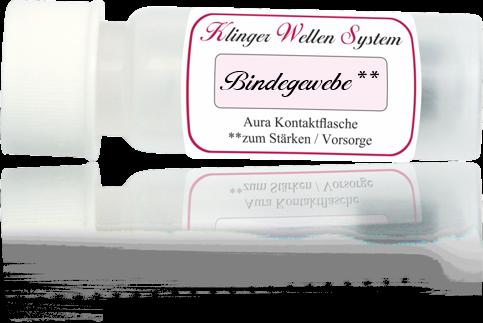 Bindegewebe ** Mini Kontaktflasche
