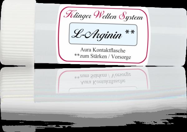 L-Arginin ** Maxi Kontaktflasche