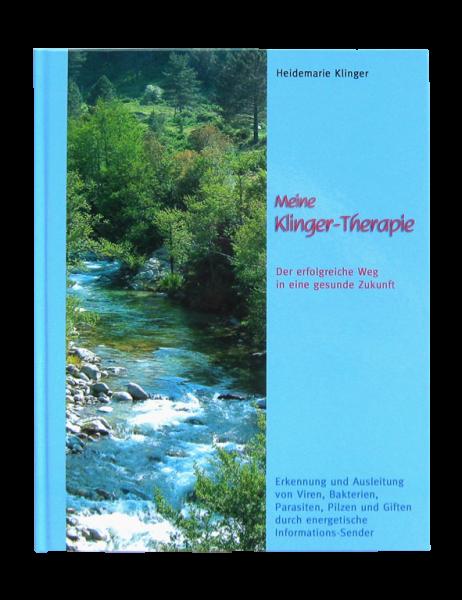 """Buch """"Meine Klinger-Therapie"""""""